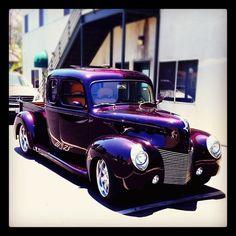 Custom Ford Pickup