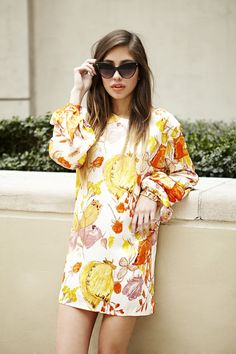 #inspiring #outfit #looks #fashion #style #styling #floral #prints