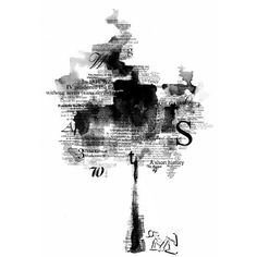 25+ Examples of Inspirational Text Art DesignM.ag ❤ liked on Polyvore