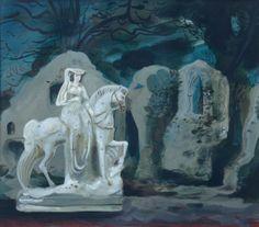 garden depict, astral journey, clive hicksjenkin, brit art