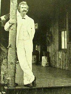 Mark Twain, todo él