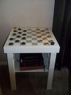Checker table
