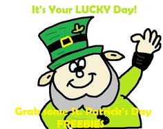 Free Printable File Folder Games, Other Fun Classroom Activities: St. Patrick's Day Linky Party
