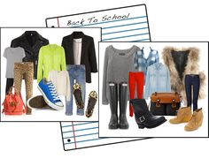 FashioniSTA Back To School Essentials!