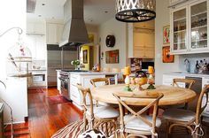 dream kitchen! New Orleans Home by Marie Palumbo