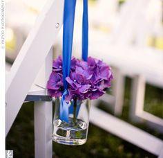 DIY wedding decoration