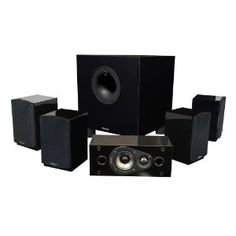 Energy 5.1 Take Classic Home Theater System - $399