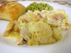 Chicken & Dumpling Casserole | Plain Chicken