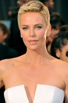 Oscars: Best Beauty Looks of the Night: Best Short Hair