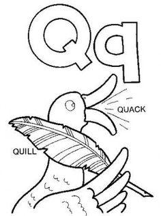 "Letter ""Q"""