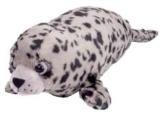 Jumbo Plush Cuddlekins Harbor Seal  at theBIGzoo.com, a toy store with over 12,000 products.