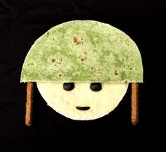 Soldier Snack~tortilla
