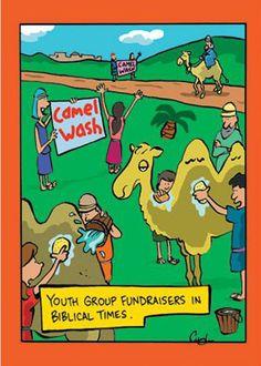 Biblical fundraising