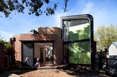 contemporary exterior by Chan Architecture Pty Ltd