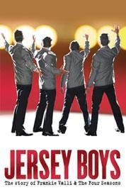 Jersey Boys on Broadway!