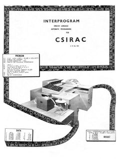 CSIRAC interprogram