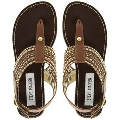 Love these Steve Madden sandals!!