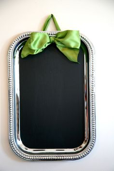 New LARGE Chalkboard Wedding French Old World or by miekekanis, $35.00