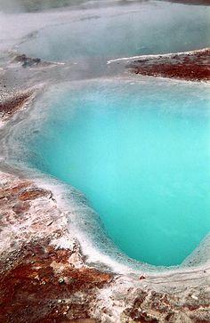 Iceland - Hot Springs