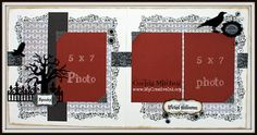Close To My Heart Scrapbooking Layouts