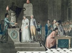 The Republican Marriage, engraved by Le Grand, Jean Baptiste Mallet. http://www.bridgemanartondemand.com/image/648737/jean-baptiste-mallet-the-republican-marriage-engraved-by-le-grand