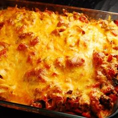 Ground Beef and Cheddar Casserole dinner, weight watcher, ground beef, food, cheddar casserol, groundbeef, casserol recip, casserole recipes, beef casserol