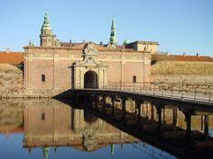 Bridge to Kronborg Castle,