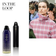 Revive two-day old hair with a low, loose pony. It's modern, refined and a super easy go-to style.