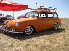 Volkswagen Type 3 #VW #Squareback