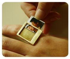 polaroid ring