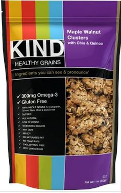 Product Review: KIND Healthy Grains presents a new type of granola | This Dish Is Veg - Vegan, Animal Rights, Eco-friendly News