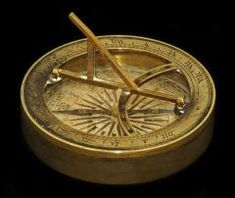 The 'Weldon' Pocket Compass and Sundial