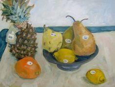 Sandra Koponen. Oil Paintings in Bushwick Open Studios. May 30-June 1, 2014.