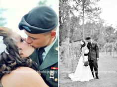 Amber Rhodes-Lapoint | AmberCo Creative wedding photography military wedding photographer couple vineyard