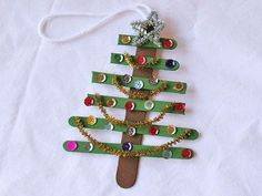 7 DIY Christmas Ornaments