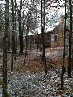 Primitive antiques old log cabins on pinterest for Texas cabins in the woods