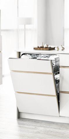 how to start hafele dishwasher