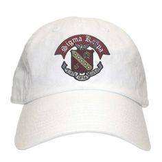 Sigma Kappa Crest Hat