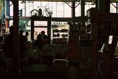 Dog Eared Books in San Francisco.