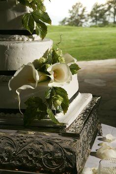 Army wedding cake