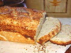 Crockpot herb bread