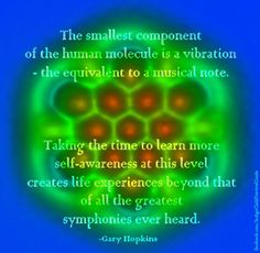 You have the power to think with the highest vibrational frequencies and create the masterpiece of your own self.
