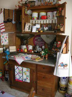 Hoosier Cabinet kitchen cabinet, hoosier cabinet, cottag cabinet