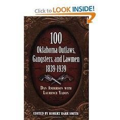 100 Oklahoma Outlaws, Gangsters & Lawmen $12.37