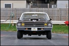 1969 Baldwin-Motion Chevelle