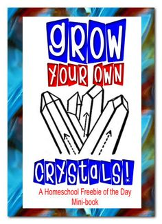 Free Grow Your Own Crystals eBook