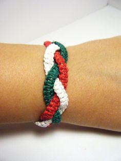 Handmade Hemp Bracelets - Ways to Craft with Hemp | Handmade Jewlery, Bags, Clothing, Art, Crafts, Craft Ideas, Crafting Blog
