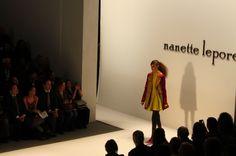 Nanette Lepore F/W 2012 Fashion Show Review