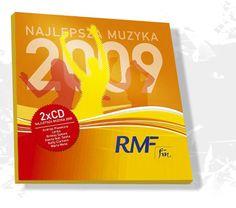 Dwupłytowy album RMF FM najlepsza muzyka 2009
