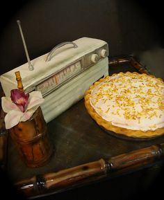 gilligan's island cake by debbiedoescakes, via Flickr